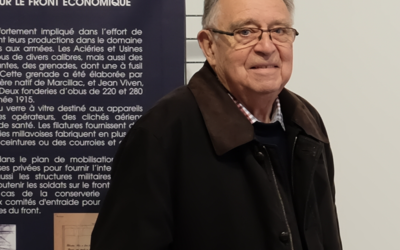 Hommage à Jean-Pierre Huguet